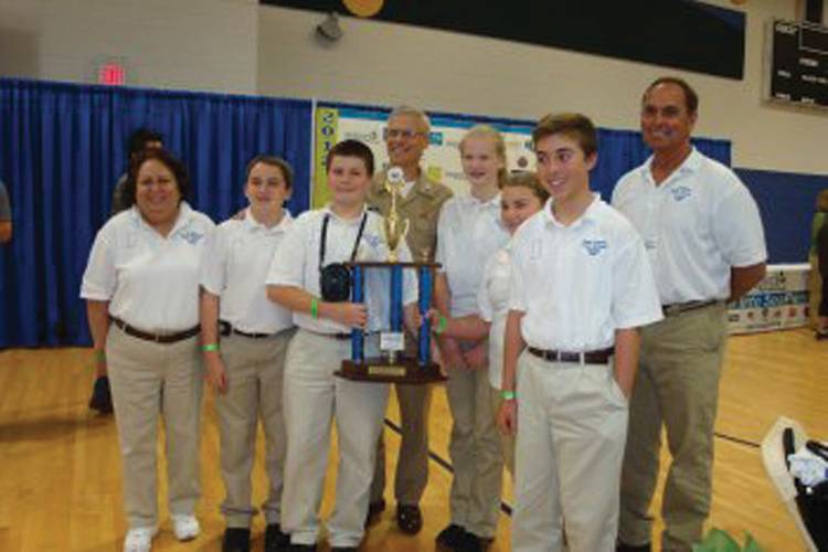While winners are rightly rewarded, the true spirit of the National SeaPerch Challenge lies in the participation, and the the recognition by the next-generation of the potential to be found in science and engineering pursuits.
