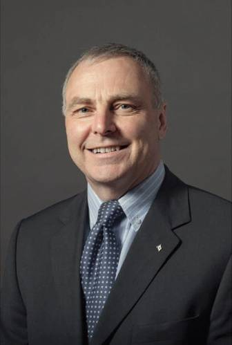 Andrew Sheriff, WSS Business Director Safety