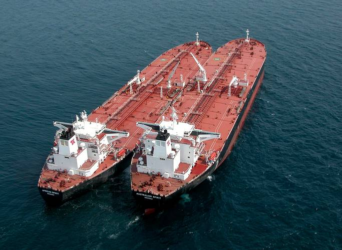 Teekay tankers are widely regarded as some of the best run and maintained vessels in the global fleet. Courtesy: Teekay Corporation