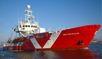 Vos Protector (Photo: VROON Offshore Services U.K.)