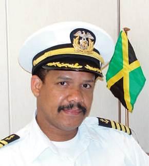 Captain Steven Spence (Photo: Jamaica Ship Registry)