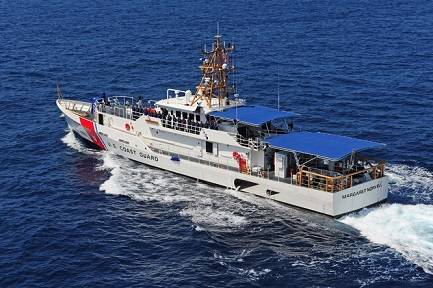 Coast Guard Cutter Margaret Norvell is named after lighthouse keeper Margaret Norvell who served with the U.S. Lighthouse Service for more than 41 years. U.S. Coast Guard photo.