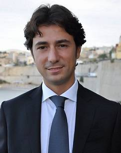 Angelo Marcantonio, Operations Manager, ISS Tositti (Palermo office)