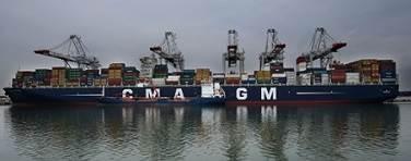 Photo: Le Havre Port