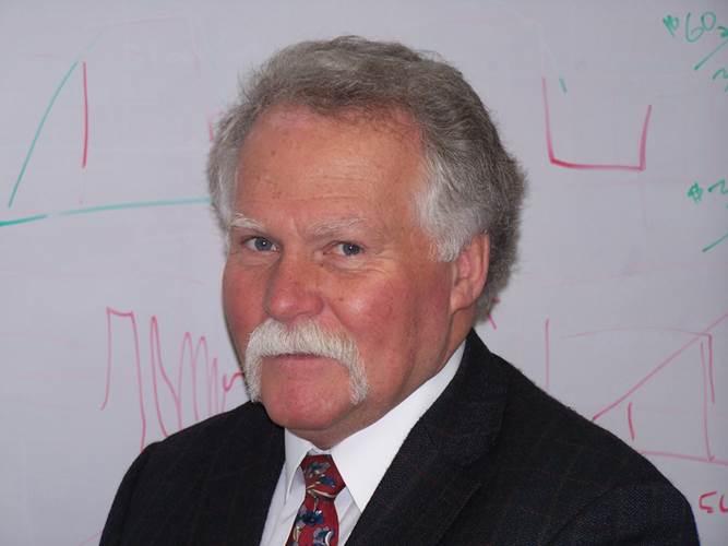 Left, Kevin Logan, President, Macsea Ltd.