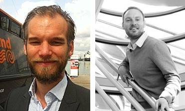 Mårten Schei-Nilsson (left) and Thomas Grafton (right) have both been instrumental in developing this revised global standard and will be available to answer questions you may have at the exhibition.