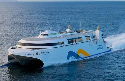 High-speed ferry Francisco