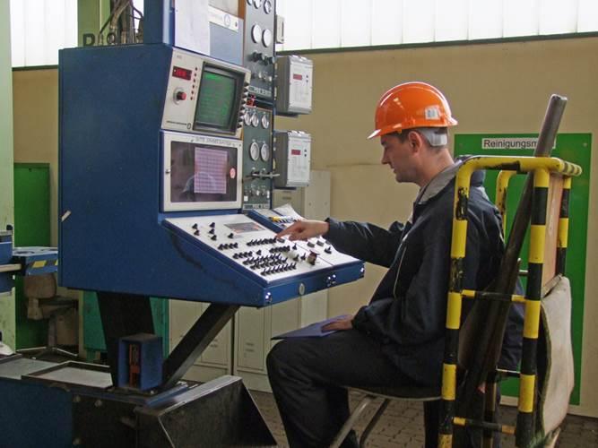 """Dmitrii Malofeev (RMRS) cuts """"first steel"""""""