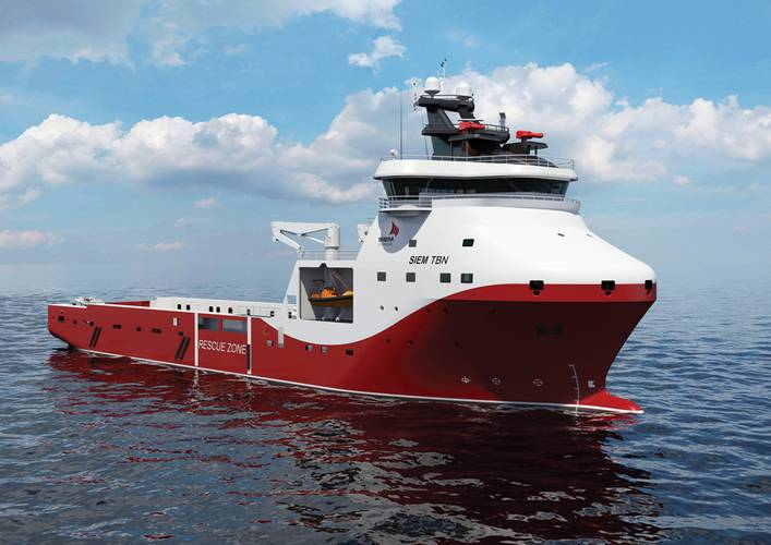 Siem Offshore selects Wärtsilä's design and integrated solution for another LNG powered platform supply vessel.