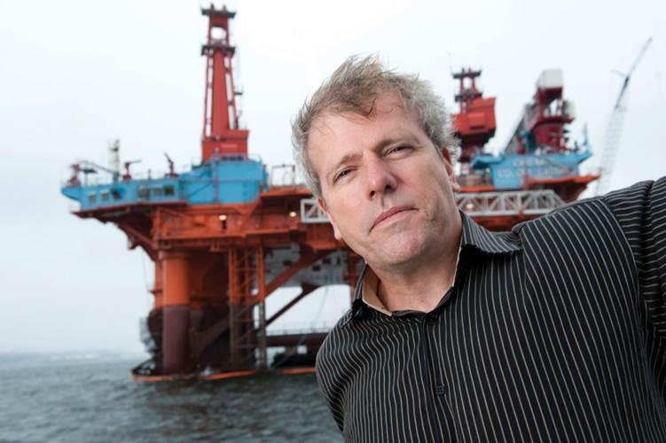 Tony Hall  Founder & CEO,  Welaptega Marine Ltd.