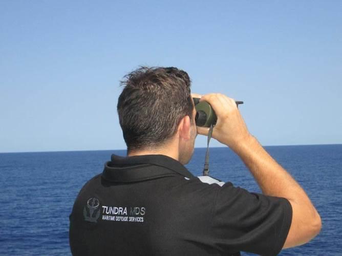 Photo: Tundra Maritime Defense Services