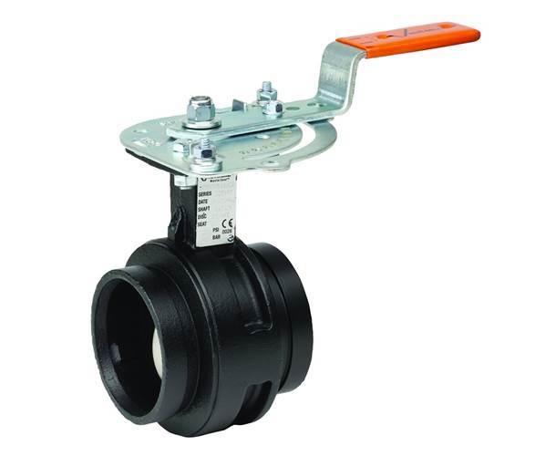 Vic-300 butterfly valve