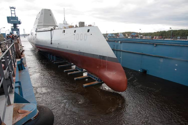(U.S. Navy photo courtesy of General Dynamics)