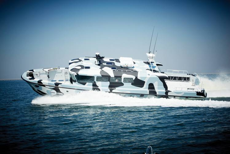 Fast Attack 50 craft from Tampa Yacht.
