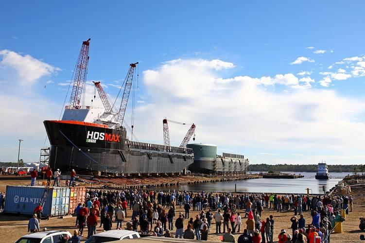 Photo: Eastern Shipbuilding Group