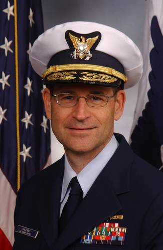 File Photo: ADM Brian Salerno (ret.), Now BSEE Director