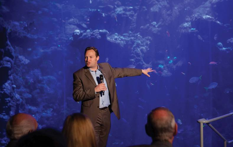 """""""Through the prize, we aim to catalyze ocean acidification research, spur the  development of the ocean services industry, inspire innovations in ocean sensing technology  and stimulate the free market to meet the growing demand for ocean pH sensors by producing inexpensive, accurate and durable sensors that can be deployed on many platforms."""" Paul Bunje, XPRIZE's, Senior Director of Oceans"""