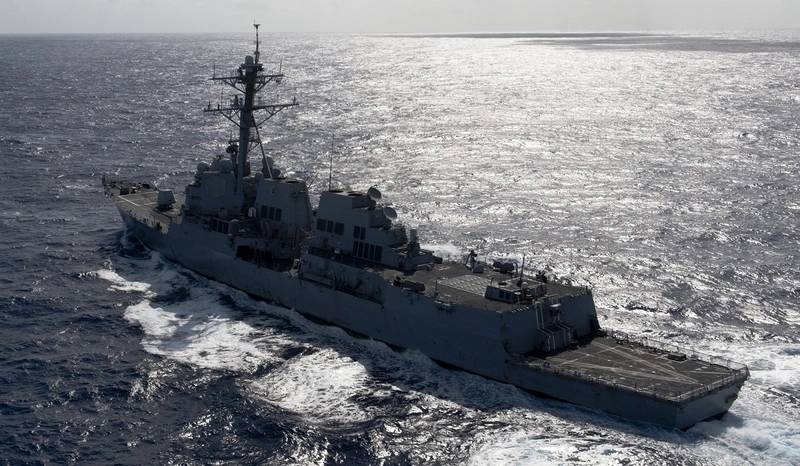 U.S. Navy file photo of the Arleigh Burke-class guided-missile destroyer USS Kidd (DDG 100).