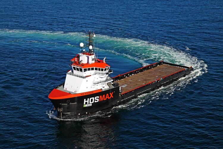 "HOS Achiever ""the flotel"" (Photo courtesy Hornbeck Offshore Services)"