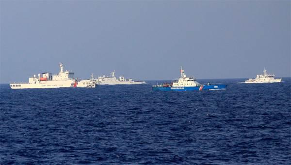 Photo courtesy Vietnam Coast Guard