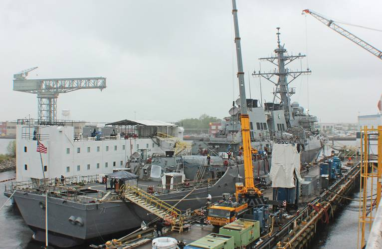 (U.S. Navy photo by Shelby F. W. West/Released)