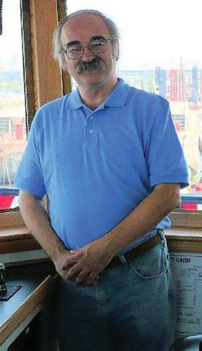 Robert Hill, President and Chief Naval Architect at Ocean Tug & Barge Engineering