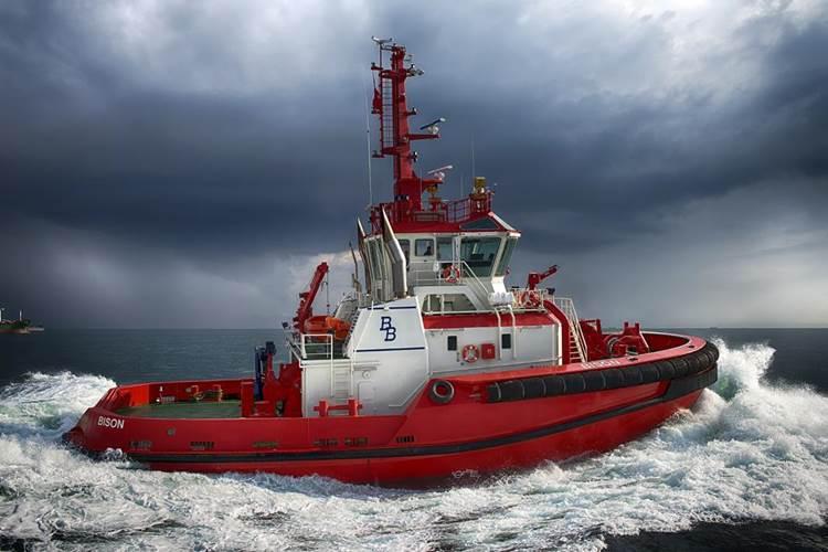 MT Bison. Image courtesy of Sanmar Marine