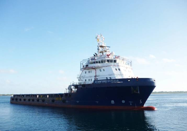 PSV Stanford Bateleur has secured a three-year contract with Mexiship in Mexico (Photo: Stanford Marine)
