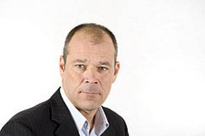 Gerry Larsson Fedde, Director General, Norwegian Hydrographic Service (Photos courtesy Örn Marketing AB)