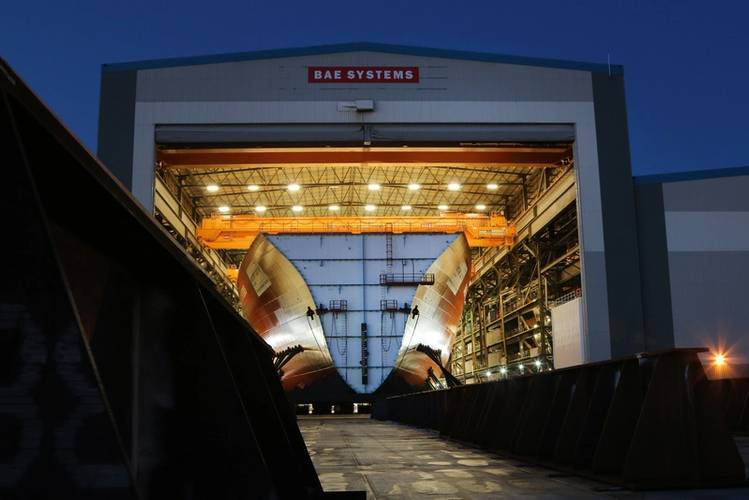 Photo: BAE Systems