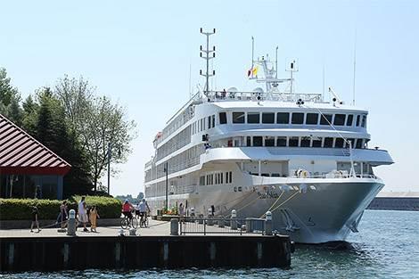 Pearl Mist (Courtesy of Pearl Seas Cruises)
