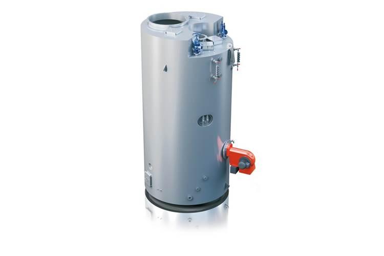 MCS Exhaust Gas Boiler