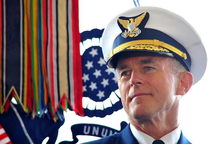 Can new USCG Commandant Adm. Paul Zukunft fill the Ballast Water Leadership void? (U.S. Coast Guard photo by Petty Officer 2nd Class Patrick Kelley)