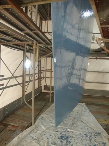 Anti-corrosion coating Belzona 1341 (Photo: Belzona)