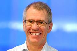 Jon Arnt Jacobsen, Statoil's chief procurement officer. (Photo courtesy Statoil)