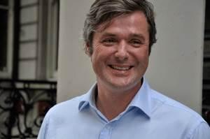Mark Jackson (Photo: Baltic Exchange)
