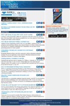 Marine Technology ENews subscription