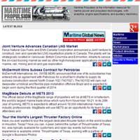 Maritime Propulsion E-News