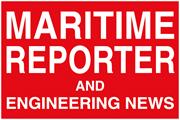 Maritime Reporter logo