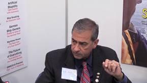 Maritime Reporter TV Interviews Bob Rebori, Bio-Microbics Scienco / FAST