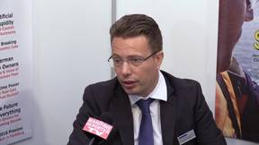 Maritime Reporter TV Interview: Matthijs Schuiten, Damen