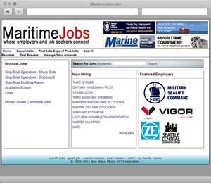 MaritimeJobs.com