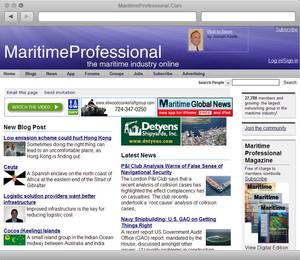 MaritimeProfessional.Com